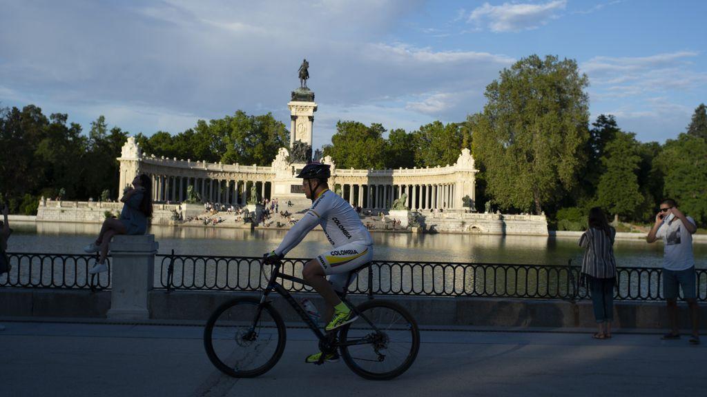 Parques de Madrid y Barcelona en los que se puede hacer running