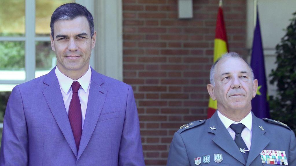 El número tres de la Guardia Civil deja el cargo tras el cese de Pérez de los Cobos