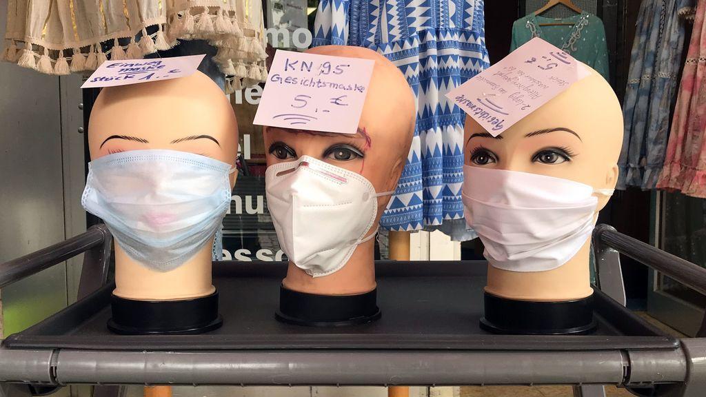 Alemania: 362 nuevos casos y y 47 muertos por coronavirus y deja el balance en más de 179.000 contagiados