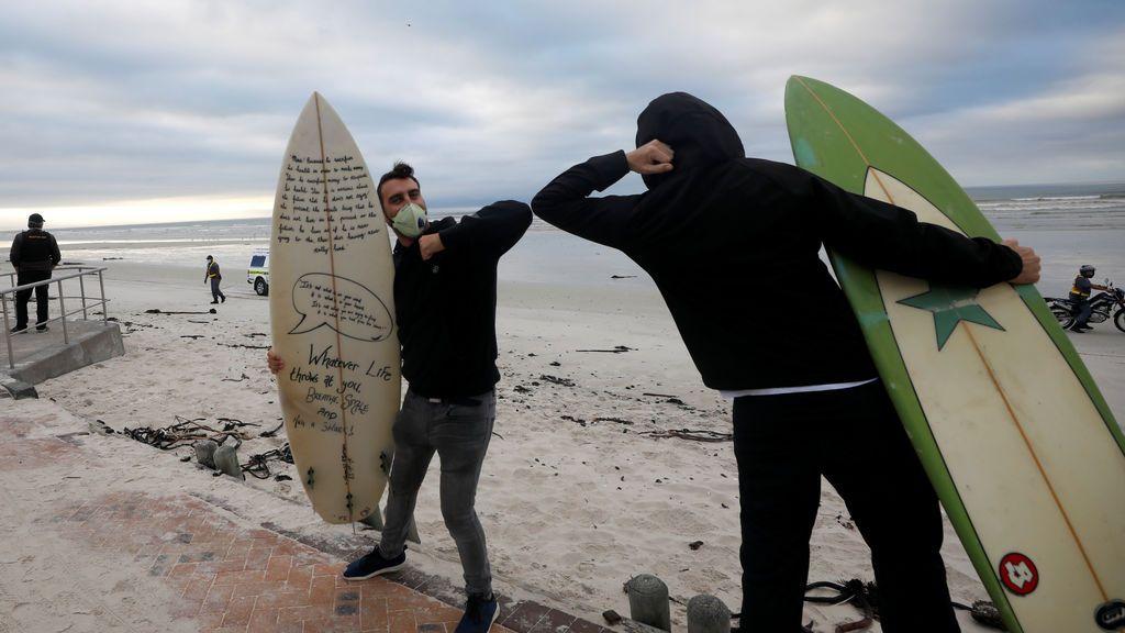 Los reencuentros con amigos y familiares en la desescalada: dónde y cómo se puede quedar