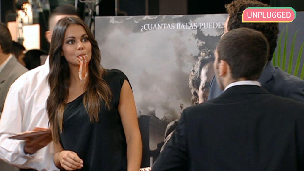 Lara Álvarez en 'Aída'