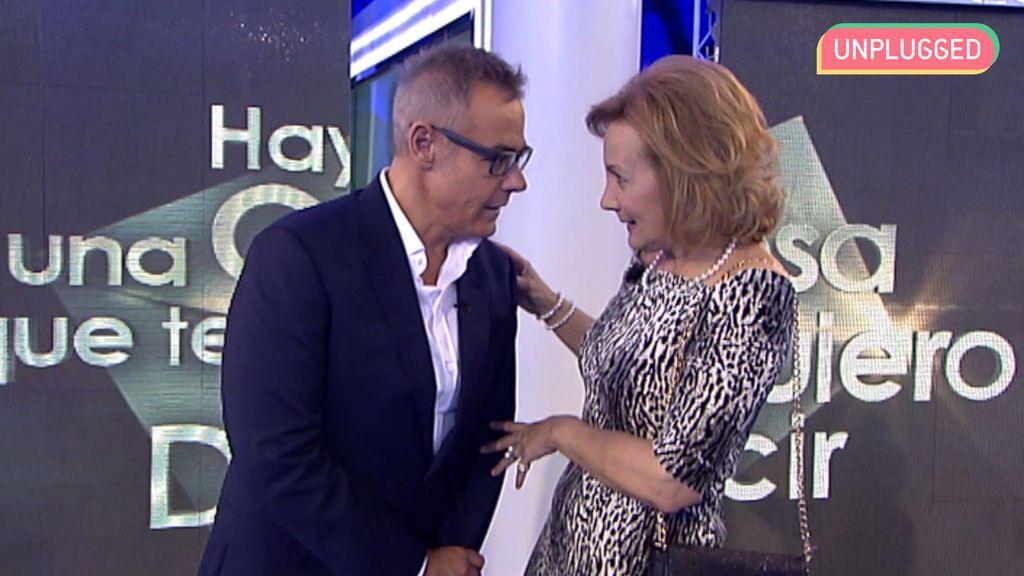 Jordi González en 'Ciega a citas'