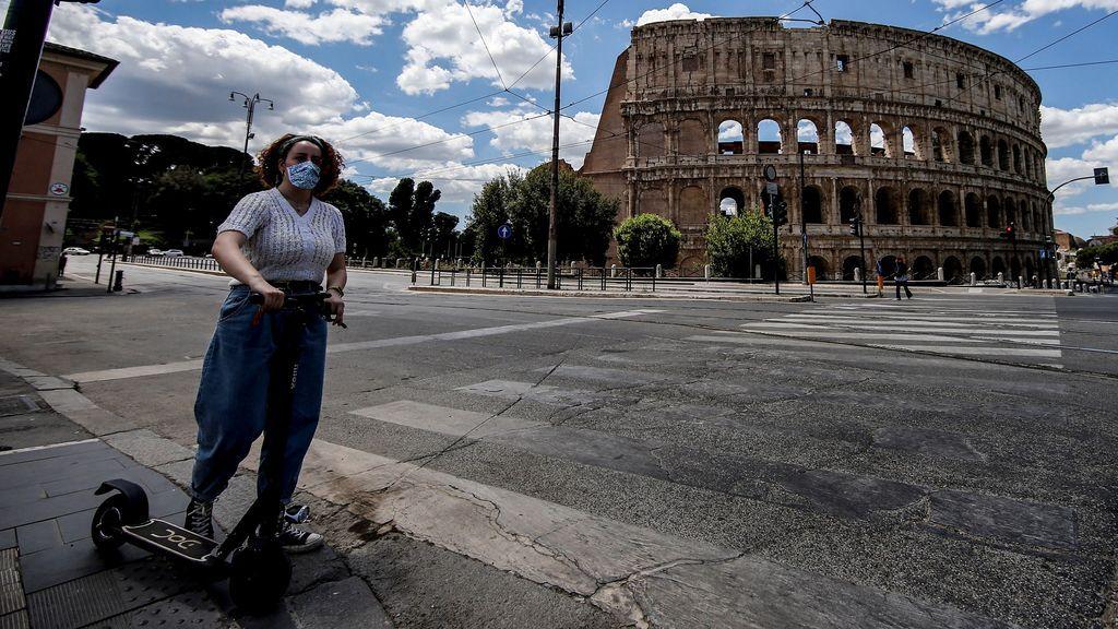 Repunte en Italia: 117 muertos más en las últimas 24 horas y 584 nuevos positivos