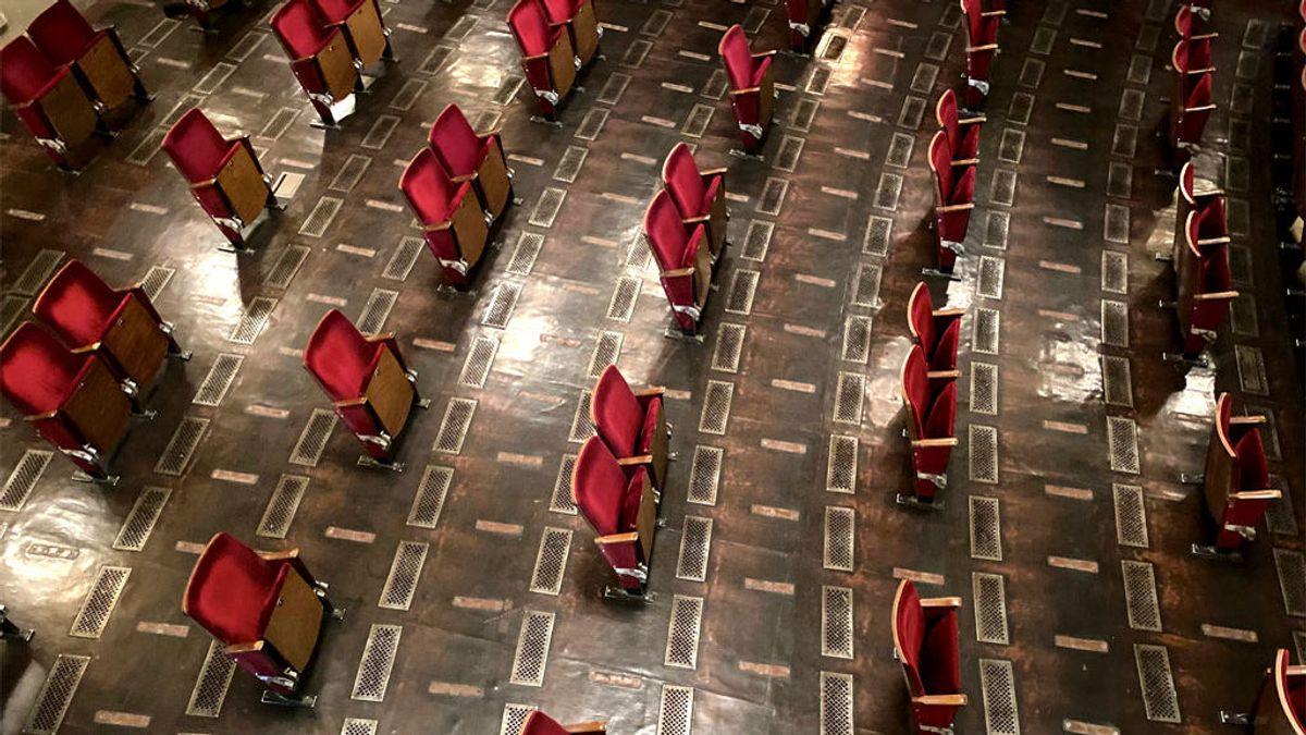 Teatro Berliner Ensemble, después del coronavirus