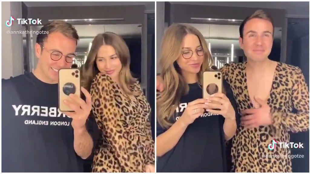 En Inglaterra aseguran que el Dortmund ha decidido no renovar a Gotze tras el vídeo donde aparece vestido de mujer