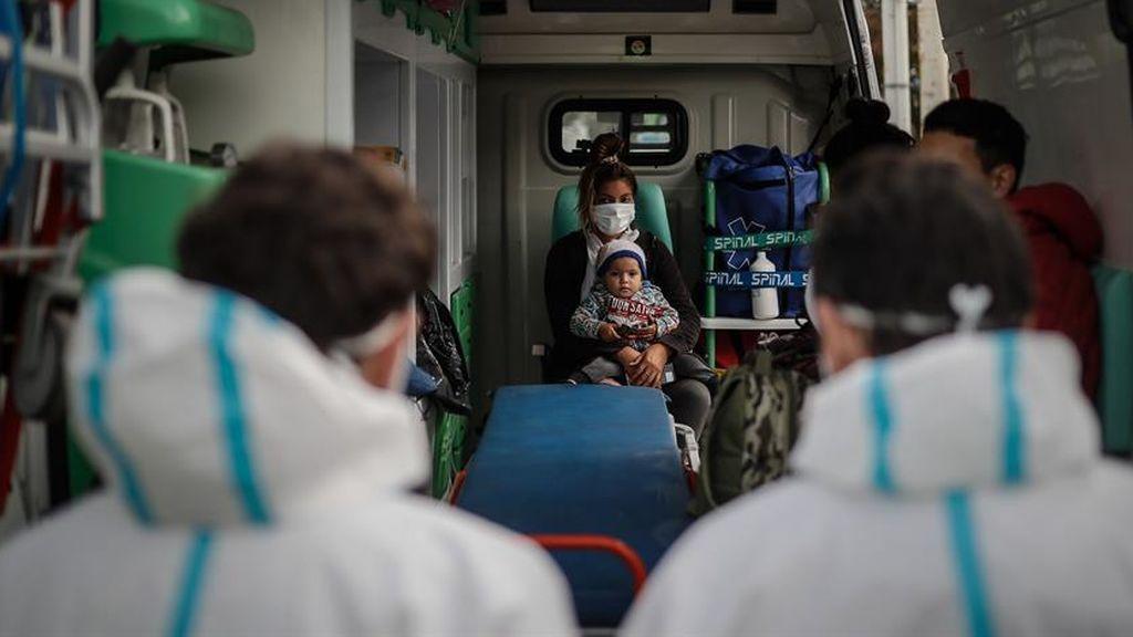 La primera oleada del coronavirus aún no ha terminado, según advierte la OMS