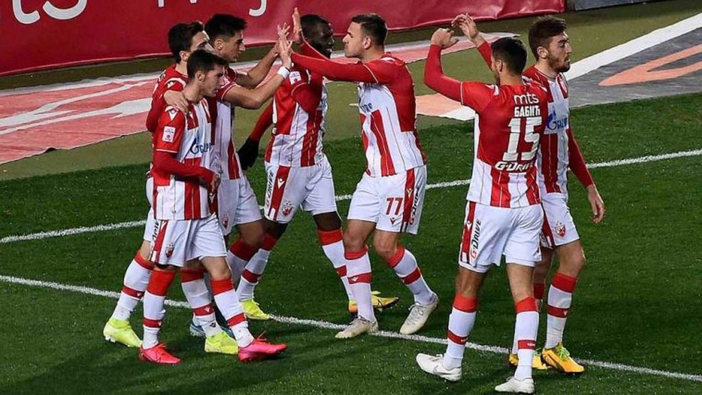 Jugadores de la Superliga de Serbia