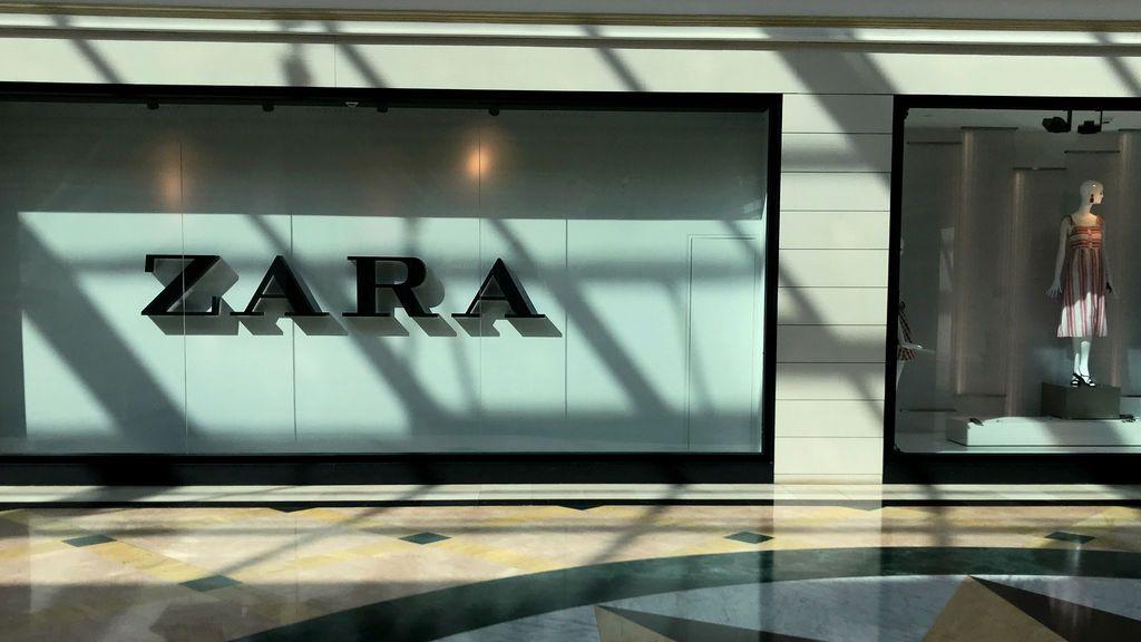 Tienda de Zara en Majadahonda, Madrid
