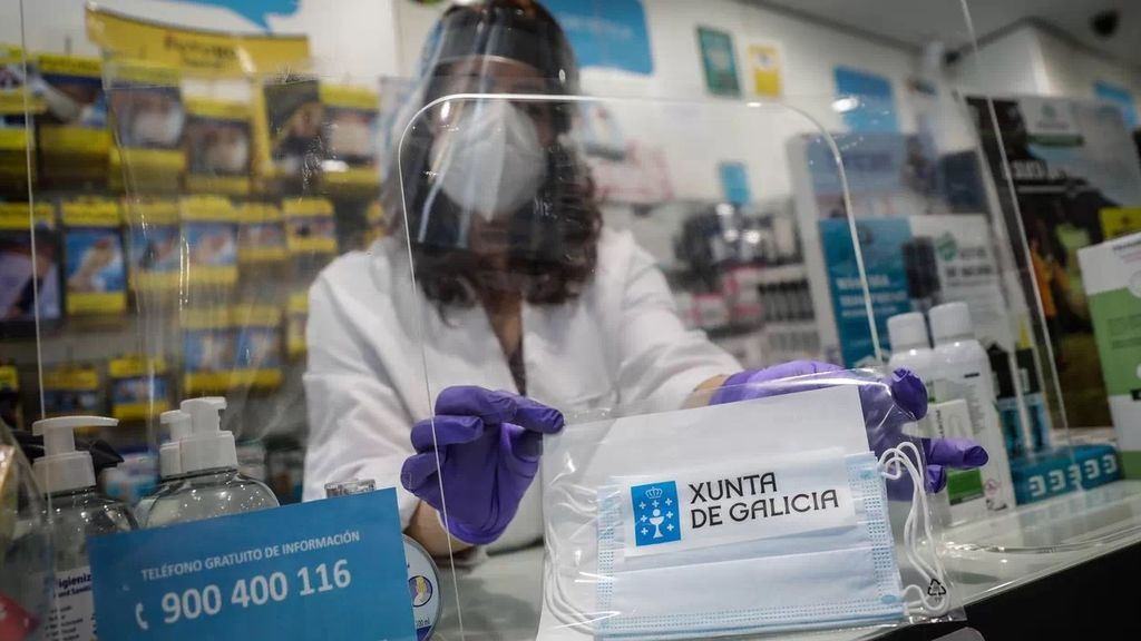 La mascarilla será obligatoria para votar el 12 de julio en Galicia