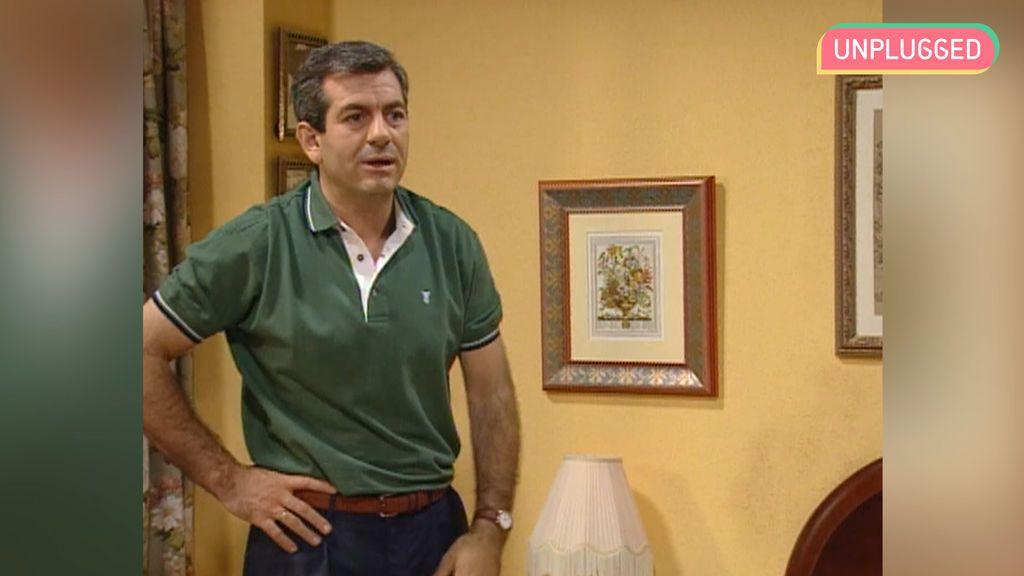 Carlos Sobera en 'Al salir de clase'