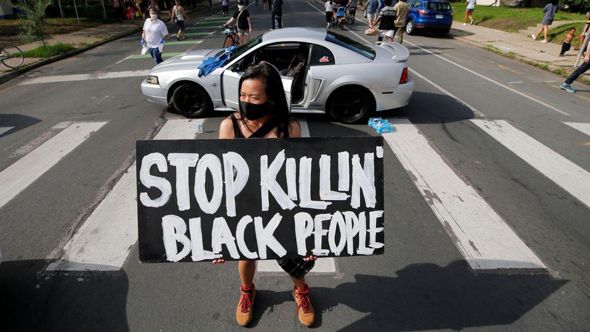 De Penélope Cruz a Lebron James: indignación por la muerte de un afroamericano aplastado por un policía