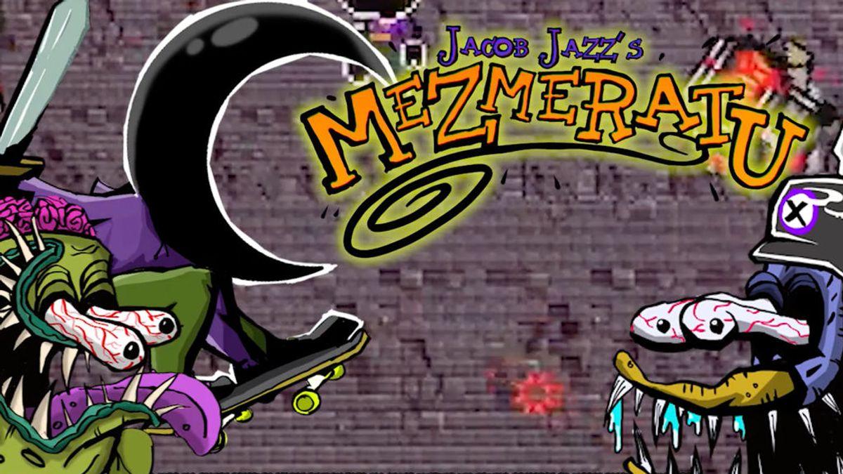 Mezmeratu, el nuevo juego de Jacob Jazz llegará este verano