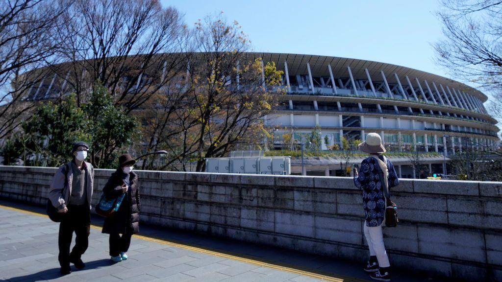 Una 'app' permite a los aficionados reproducir sus aplausos caseros en los estadios vacíos de Japón