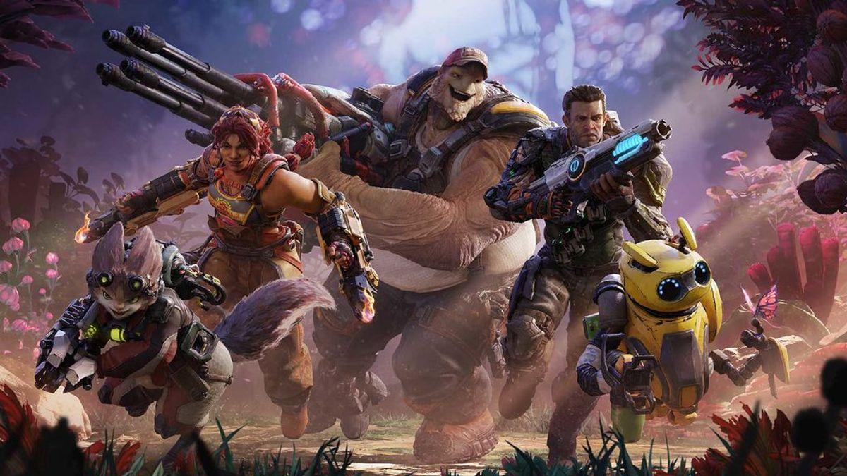 Crucible: el hero shooter de Amazon Games
