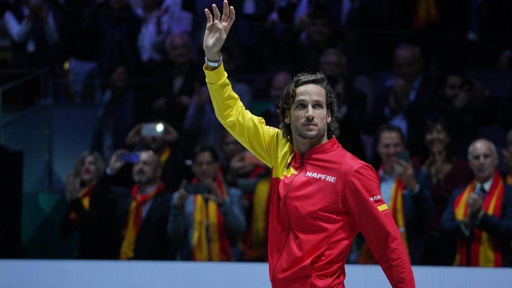 """Feliciano López tira de ironía ante las críticas: """"Soy un pijo tenista tonto subvencionado analfabeto"""""""
