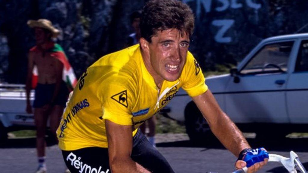 Pedro Delgado en el Tour de 1988