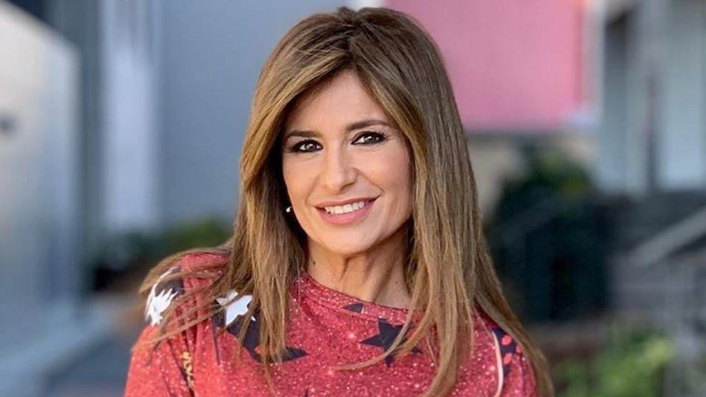 Espaciosa y decorada con mimo: Gema López abre las puertas del rincón favorito de su casa