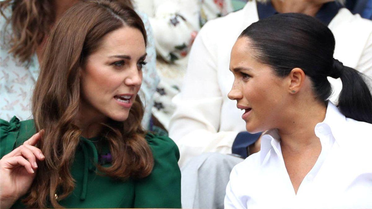 Por qué Kate Middleton y Meghan Markle nunca se soportaron, según una famosa cronista real