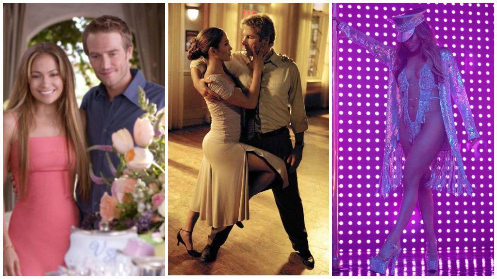 'La madre del novio', '¿Bailamos?' y 'Las estafadoras de Wall Street'.