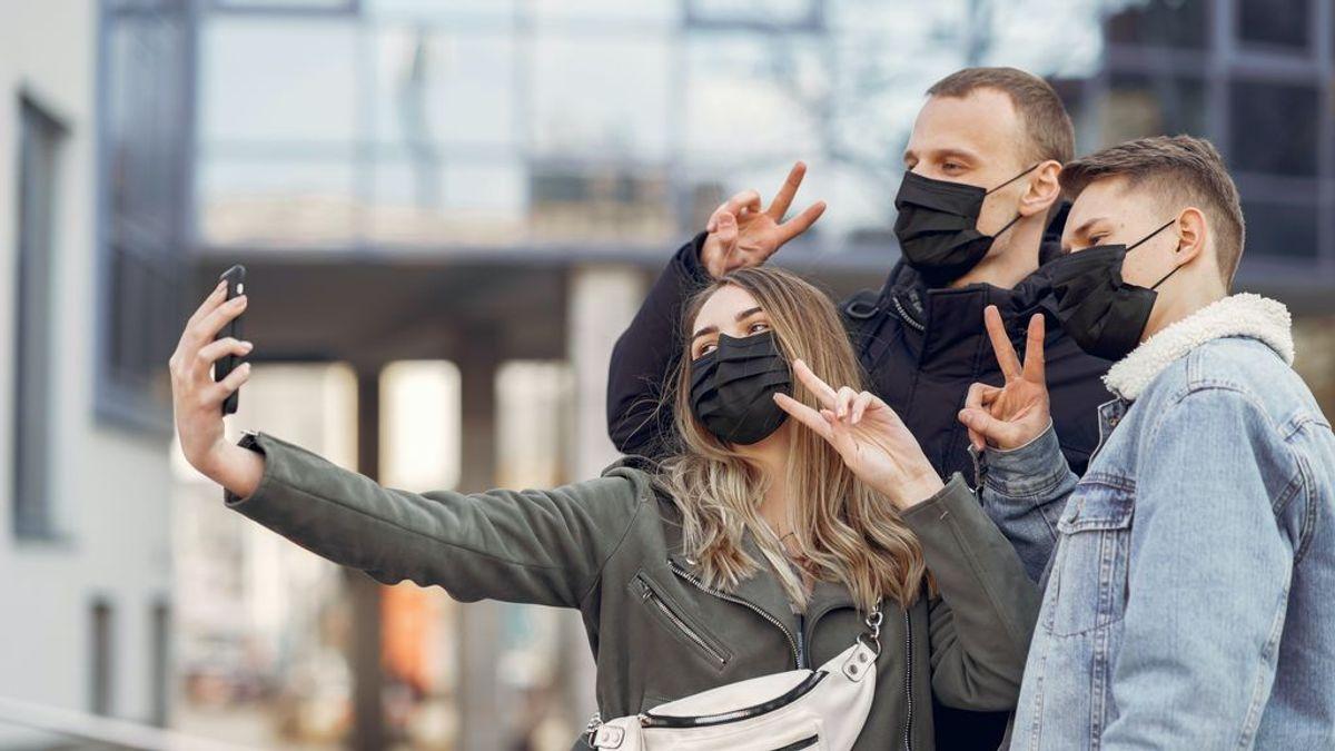 'MascarillaTime', la campaña para concienciar a los jóvenes de Valencia