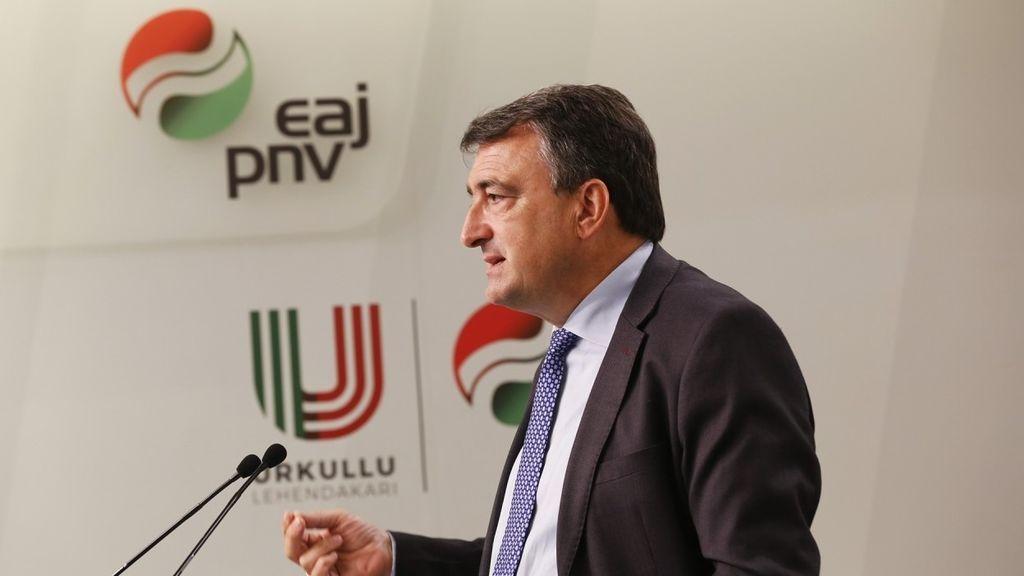 El PNV apoyaría la prórroga del estado de alarma si Euskadi pasa a la fase 3