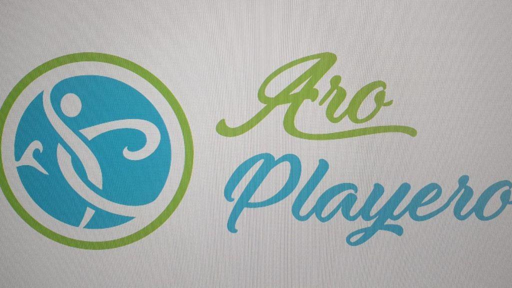El logotipo del aro