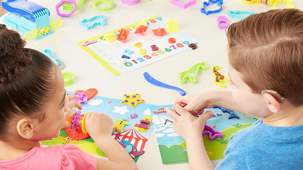 Deja volar tu imaginación y da rienda suelta a la creatividad con Play-Doh
