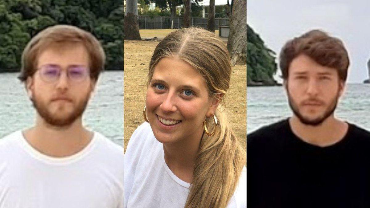 """Tres estudiantes españoles crean una app que agiliza la investigación del coronavirus a los médicos: """"Nos apasiona la investigación"""""""