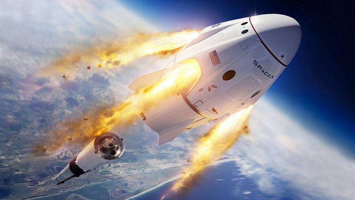 Space X y la NASA volverán a intentar el lanzamiento de su nave tripulada al espacio este sábado