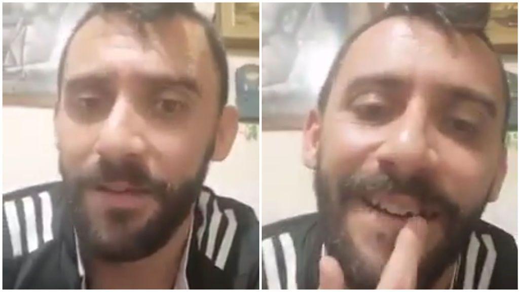 """Álvaro Fernández, jugador de rugby y ex pareja de Pepón Nieto, denuncia una agresión homófoba: """"Me han pegado una paliza por ser maricón"""""""