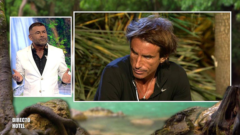 Jorge recrimina a Hugo su mal perder