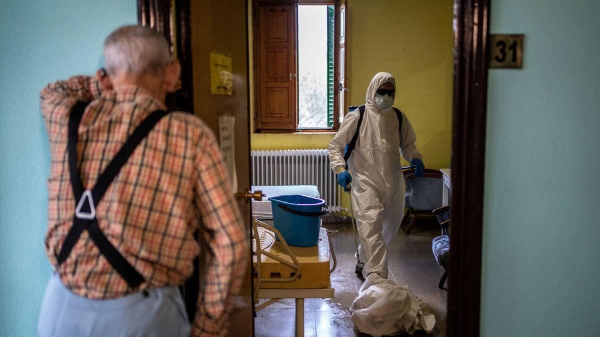 """Ximena, de Médicos sin Fronteras a las residencias: """"Al llegar encontramos ancianos deshidratados y muriendo solos"""""""