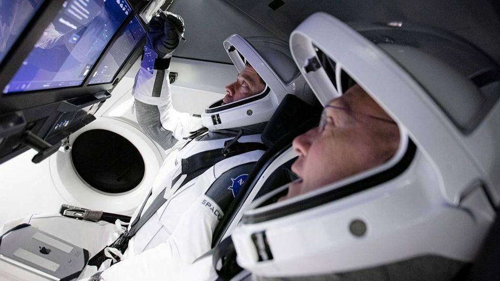 200529 CIENCIA ASTRONAUTAS SPACE X NASA