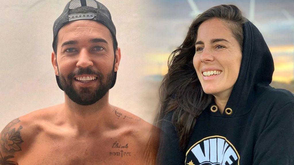 """Omar Sánchez, novio de Anabel Pantoja, posa sin ropa y ella reacciona: """"Fase dos"""""""