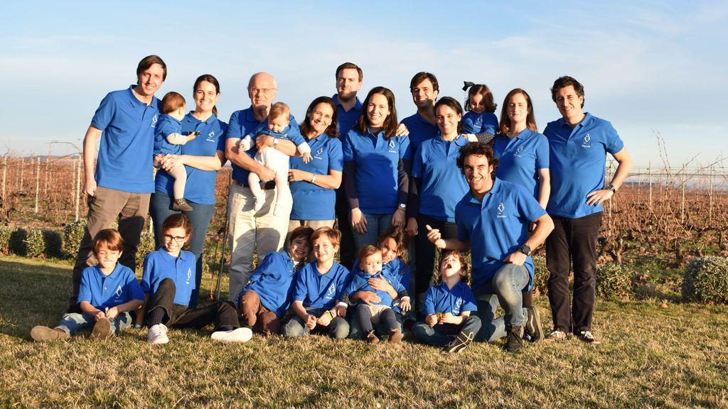 La familia de María