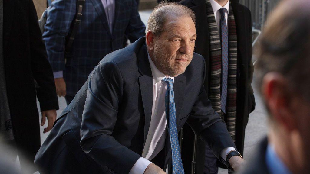 Nuevas acusaciones contra Harvey Weinstein por haber violado a cuatro mujeres, una de ellas menor