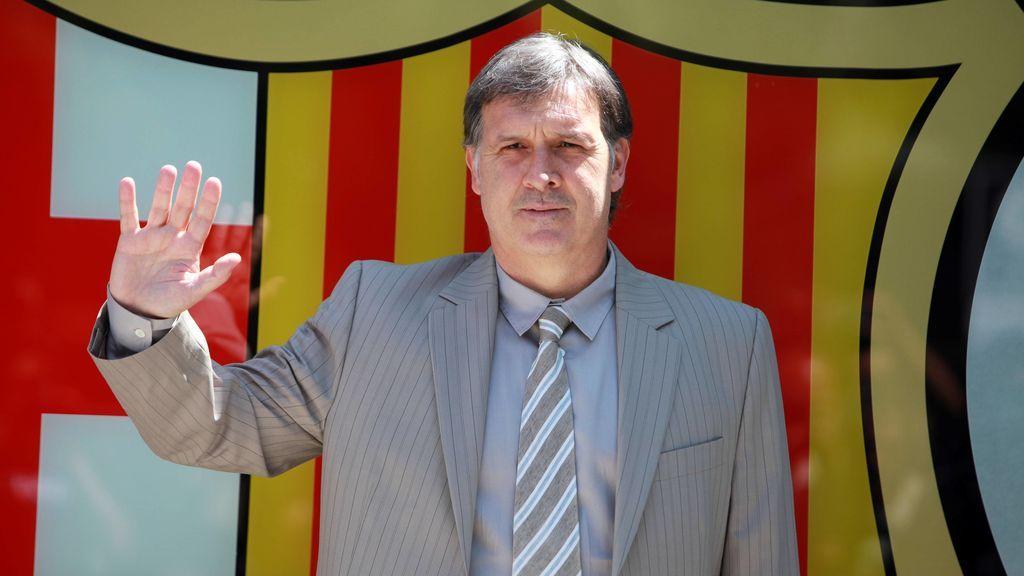 """La afirmación del Tata Martino que no va a hacer gracia a los culés: """"El año que estuve en el banco del Barcelona fue el peor de mi carrera"""""""