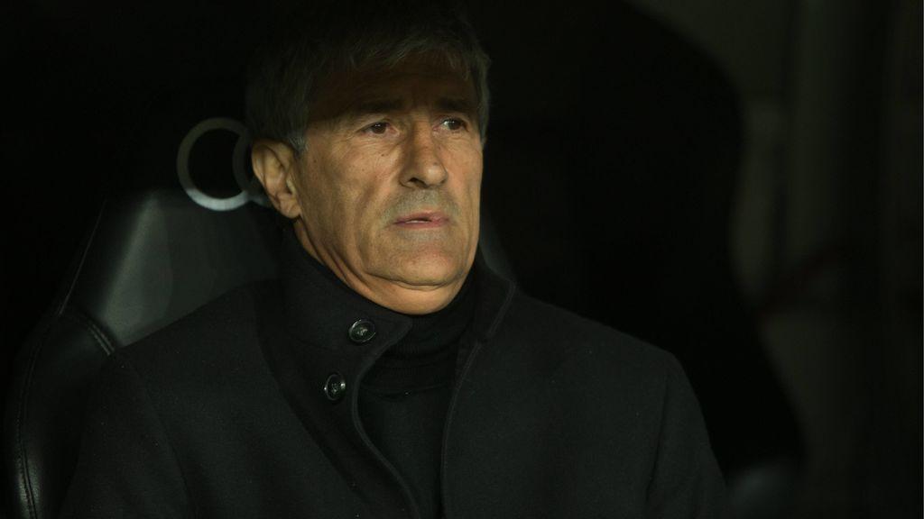 """A Setién no le gusta la medida de La Liga de los cinco cambios: """"Pienso que nos va a perjudicar"""""""