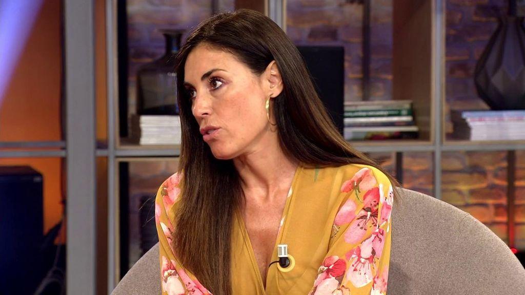 Isabel Rábago denuncia ante la Guardia Civil