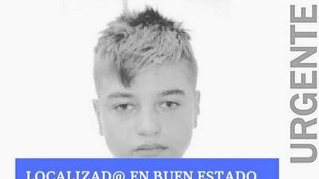 Localizan a salvo a Daniel Vladut, el menor de 15 años desaparecido en Torrejón de Ardoz