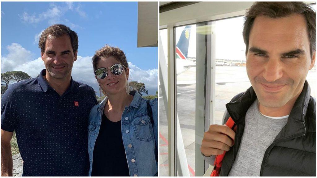 """El extrenador de Federer habla sobre el comienzo de relación del suizo con su mujer: """"Todos le dijimos que no lo hiciera y tomó la mejor decisión de su vida""""."""