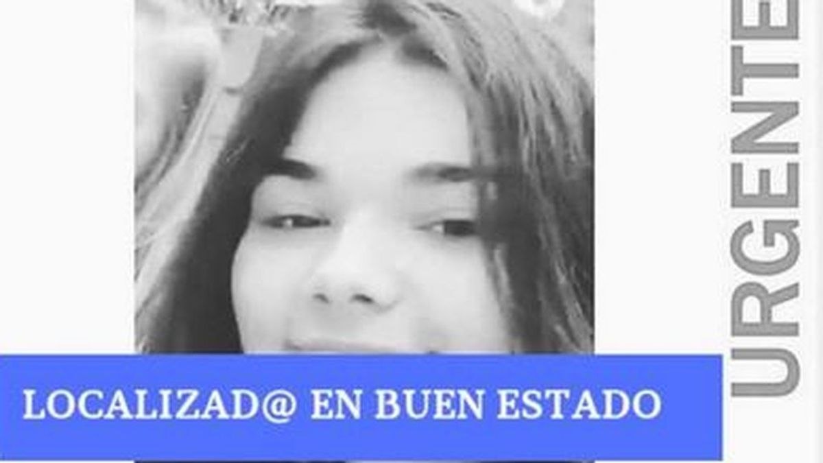 Encuentran a salvo a Madalina Valentina, la menor de 17 años desaparecida en Valdemoro