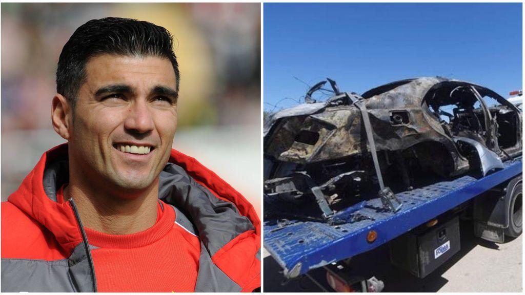 """El informe final de la Guardia Civil sobre el accidente de José Antonio Reyes: """"La velocidad de circulación del vehículo era superior a los 187 km/h"""""""