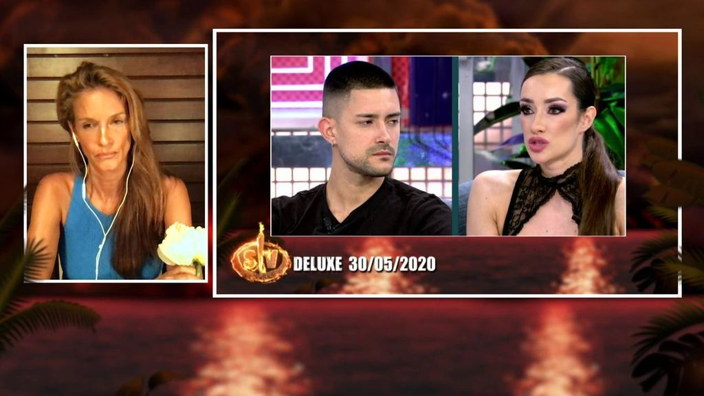 Elena, Aitor y Adara