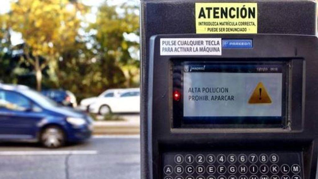 El Servicio de Estacionamiento Regulado (SER) vuelve a estar operativo en Madrid