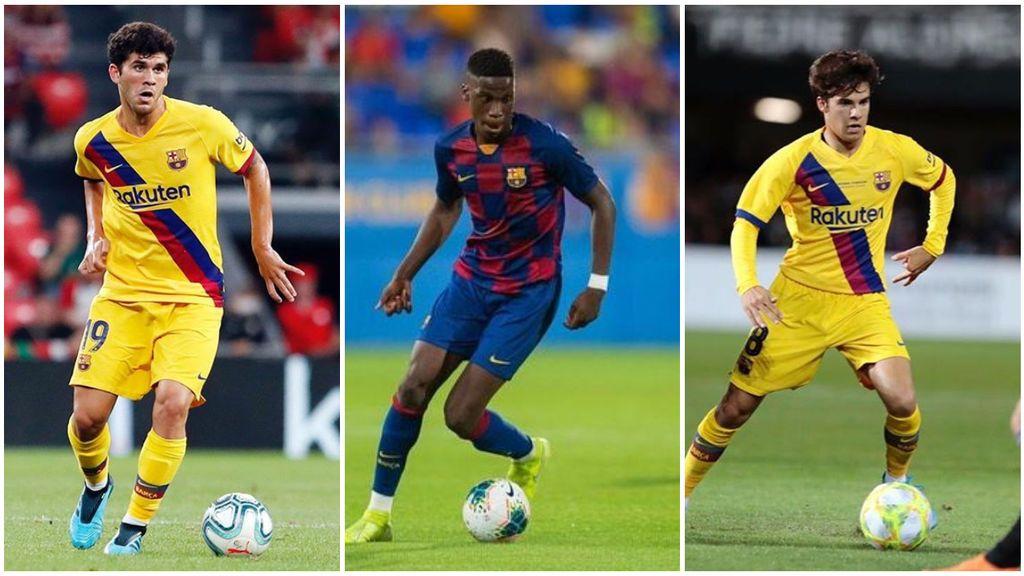 La Juventus tatea a cinco cateranos del Barça para incluirlos en la operación de Pjanic