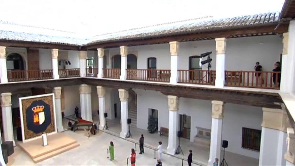 Castilla la Mancha se viste de luto por las víctimas de COVID-19