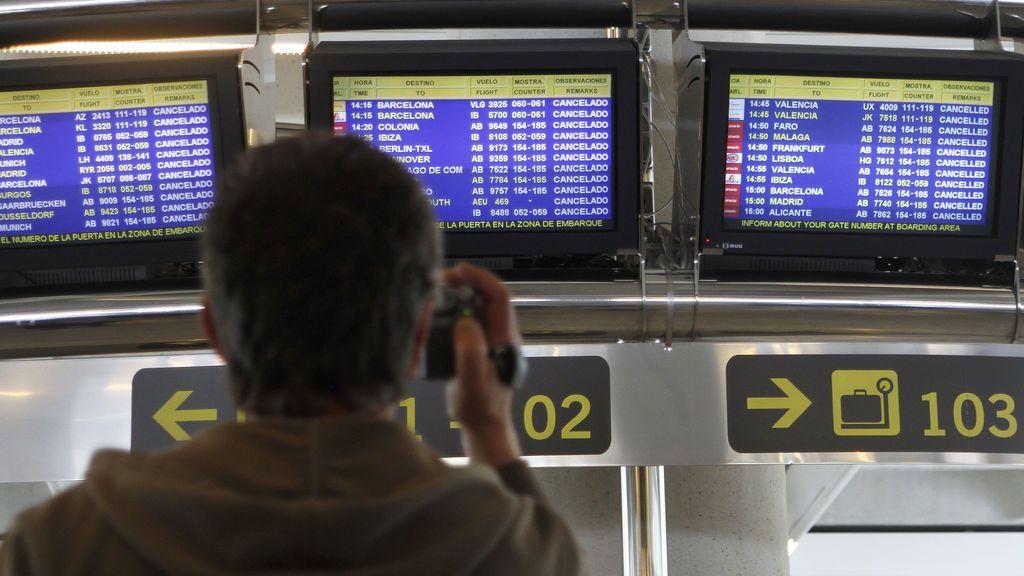 Cuarentena para 41 pasajeros de un vuelo internacional que este sábado llegó a Palma