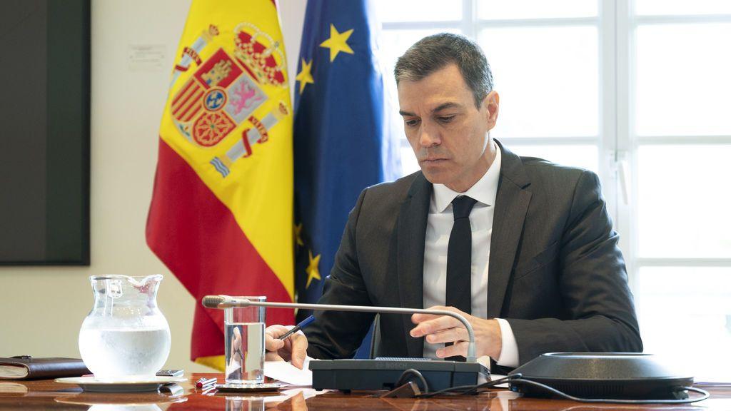 Sánchez anuncia una última prórroga del estado de alarma hasta el 21 de junio