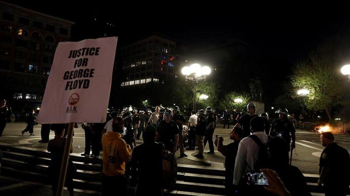 Un muerto y dos heridos en un tiroteo durante las protestas contra la muerte de George Floyd en Indianápolis